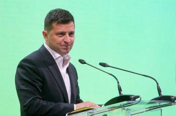 ukrainian president tests positive for covid 19