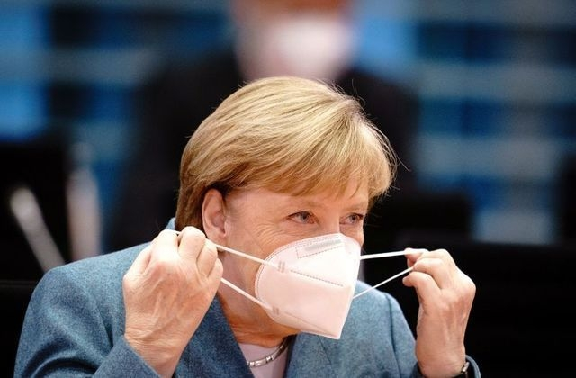 "German Chancellor Angela Merkel said Wednesday that the second wave of the coronavirus sweeping her nation will likely ""be more severe"" than the first"