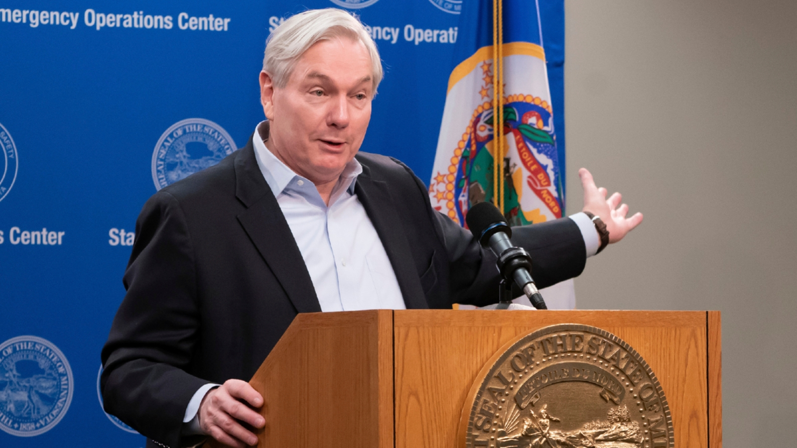 Dr. Michael Osterholm (Photo: ABC 7 News)