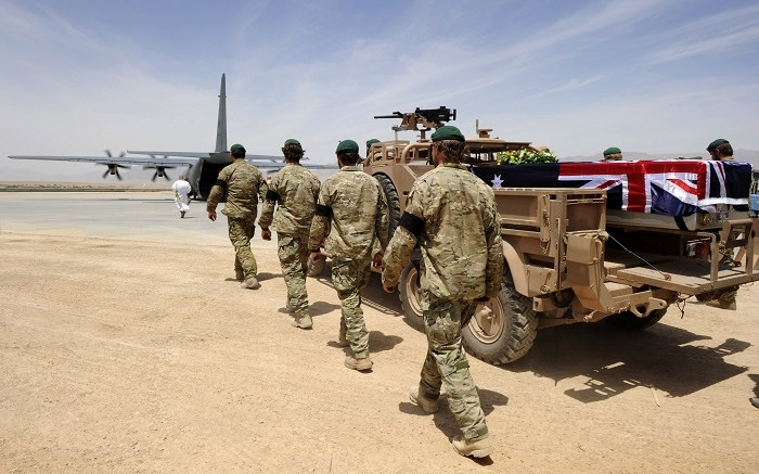 """Australia's elite special forces """"unlawfully killed"""" 39 Afghan civilians and prisoners (Photo: EWN)"""