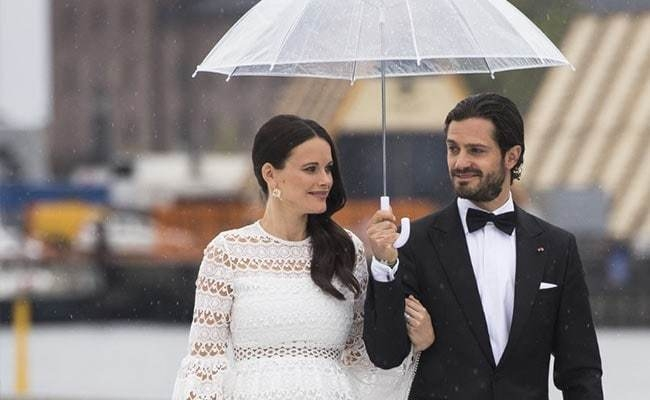 Sweden's Prince Carl Philip and his wife Princess Sofia are positive for nCoV (Photo: SRT News)