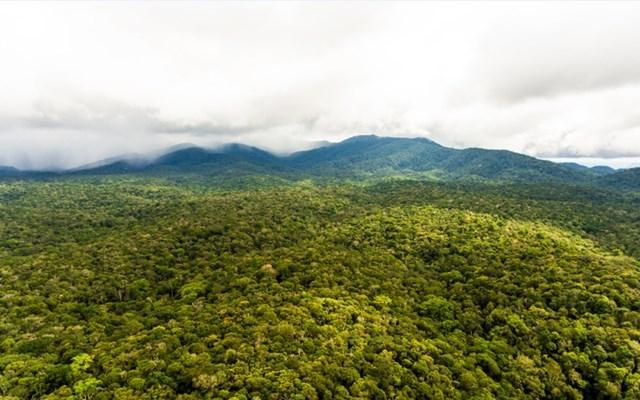 Nam Nung Nature Reserve in Dak Nong Global Geopark.