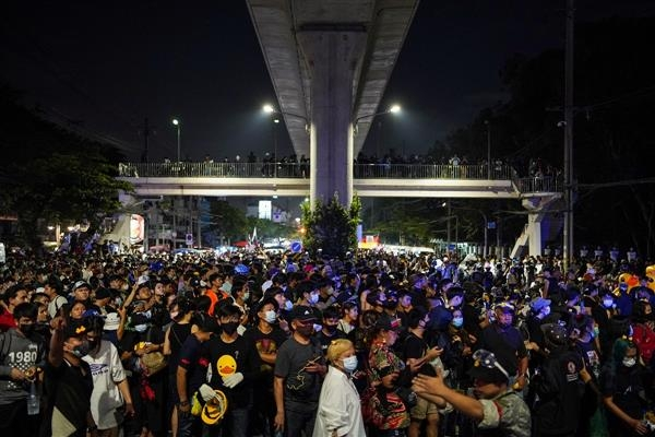 5711 protests