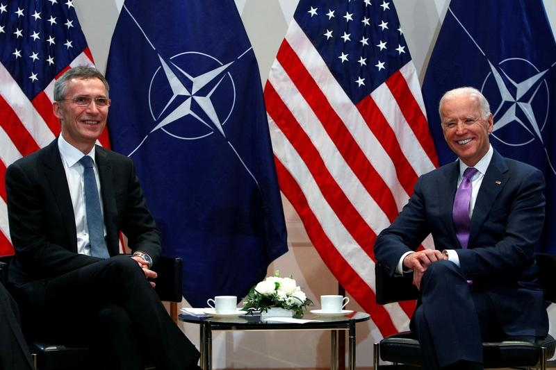 NATO's top official said Monday that he has invited President-elect Joe Biden to a summit early next year (Photo: Reuters)