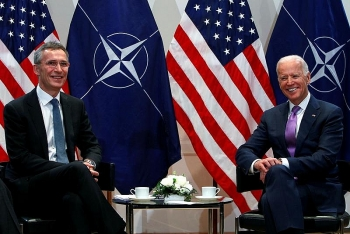 world breaking news today december 1 nato preps for a biden summit in 2021