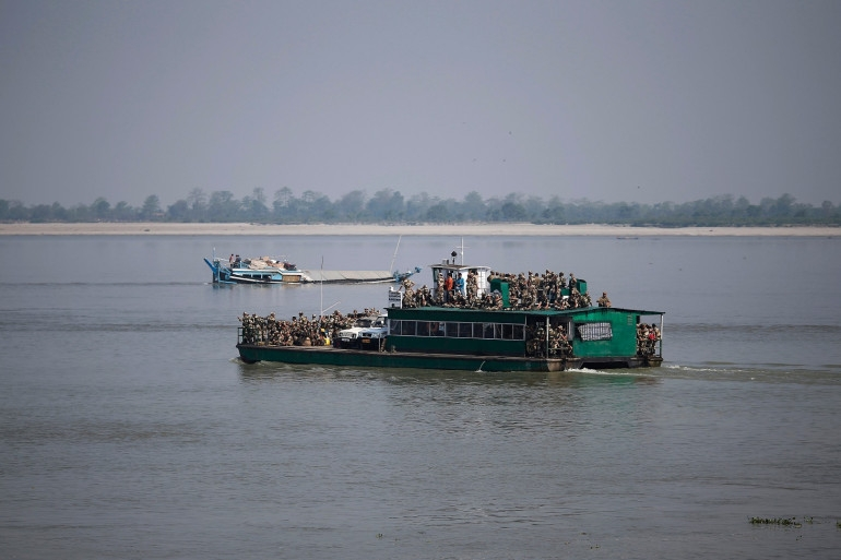Some analysts warned that damming the Brahmaputra could potentially develop into another flashpoint, as Beijing's dam-building activities moved closer to the Indian border. (Photo: Reuters)