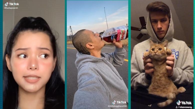 The move of the app will allow negotiations between tiktok and us officials to continue.(photo: cnn)
