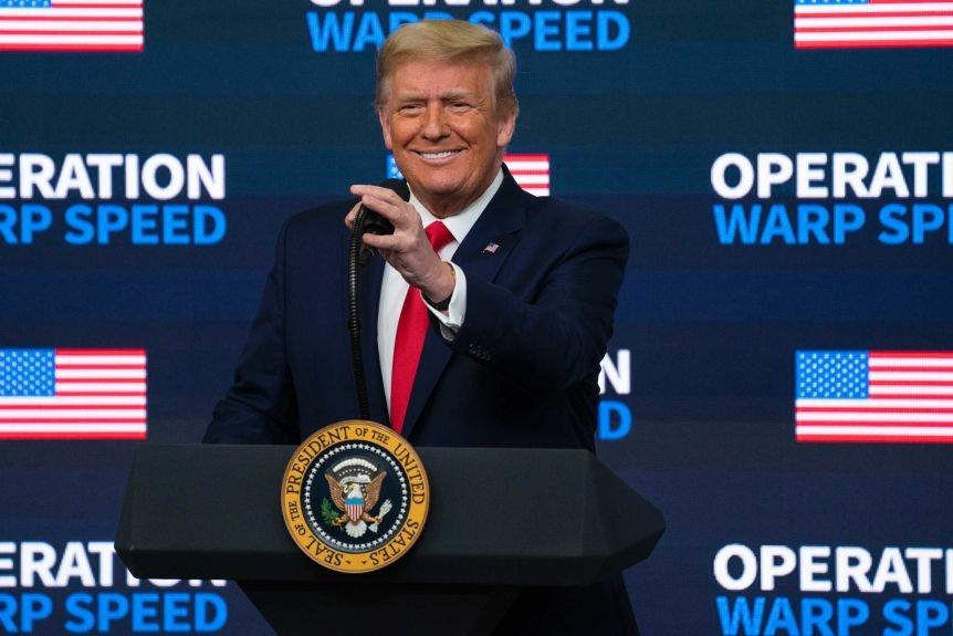 President Donald Trump (Photo: ABC News)