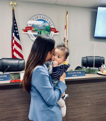 Vietnamese Malaysian becomes California's youngest non-white female mayor