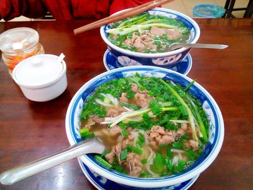 A bowl of Pho (Photo: Viet Unique Tour)
