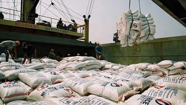 Rice exporters in Vietnam (Photo: Nhan Dan)
