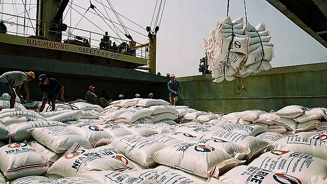 Vietnam's door to export rice to UK market wide open