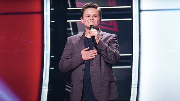 Carter Rubin becomes winner of The Voice 2020 (Photo: NBC)