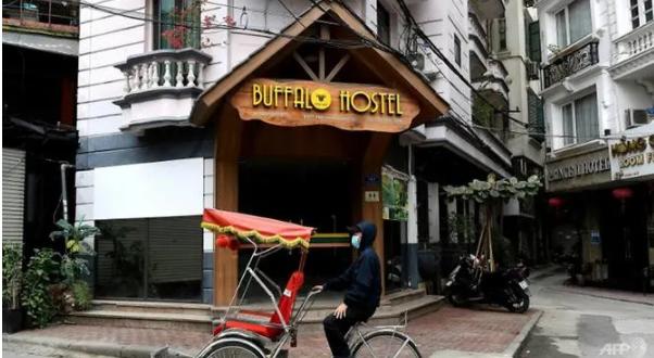 The coronavirus has dealt a severe blow to Vietnam's tourism sector (Photo: AFP)