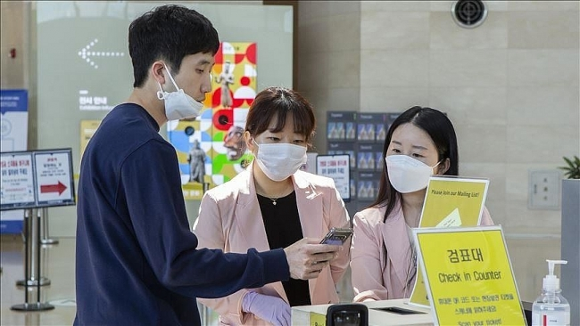 South Korean faces one of deadliest days since Covid-19 pandemic broke out