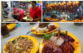 unesco titles singapores hawker culture a world intangible cultural heritage