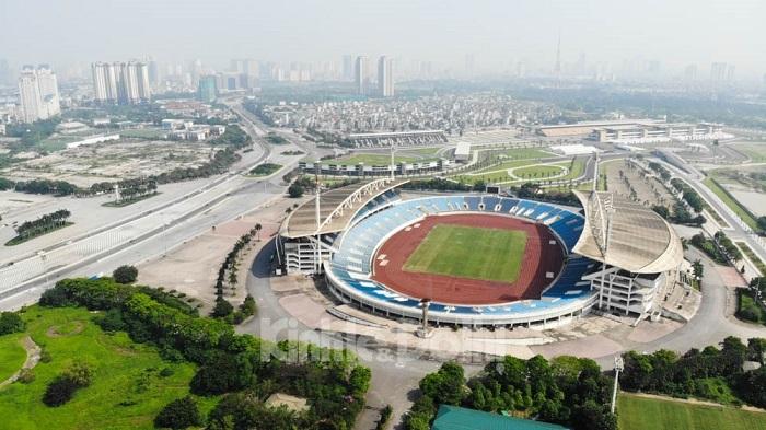 Hanoi's stadium ranks fifth in top stadiums in Southeast Asia