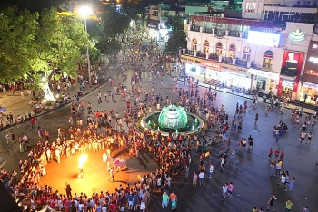 hanoi pedestrian space to be expanded starting 2021