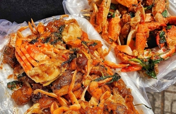 four dishes with crabs to tickle your taste buds in hcmc