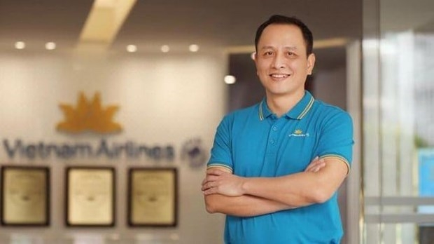 Le Hong Ha has been appointed General Director of the Vietnam Airlines Corporation (Photo: VNA)