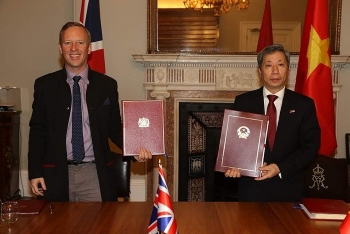 vietnam news today december 31 uk viet nam free trade agreement officially inked