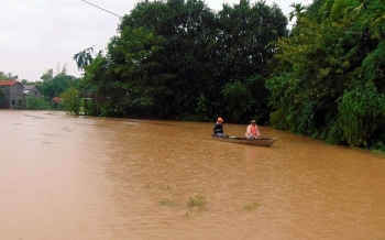 netherlands supports quang nam in post flood recovery