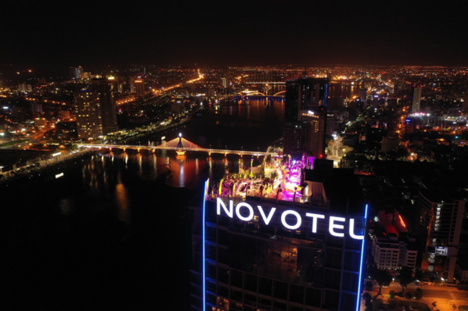 Sky36 will also hold the New Year Countdown Party 2021 (Photo: VNE)