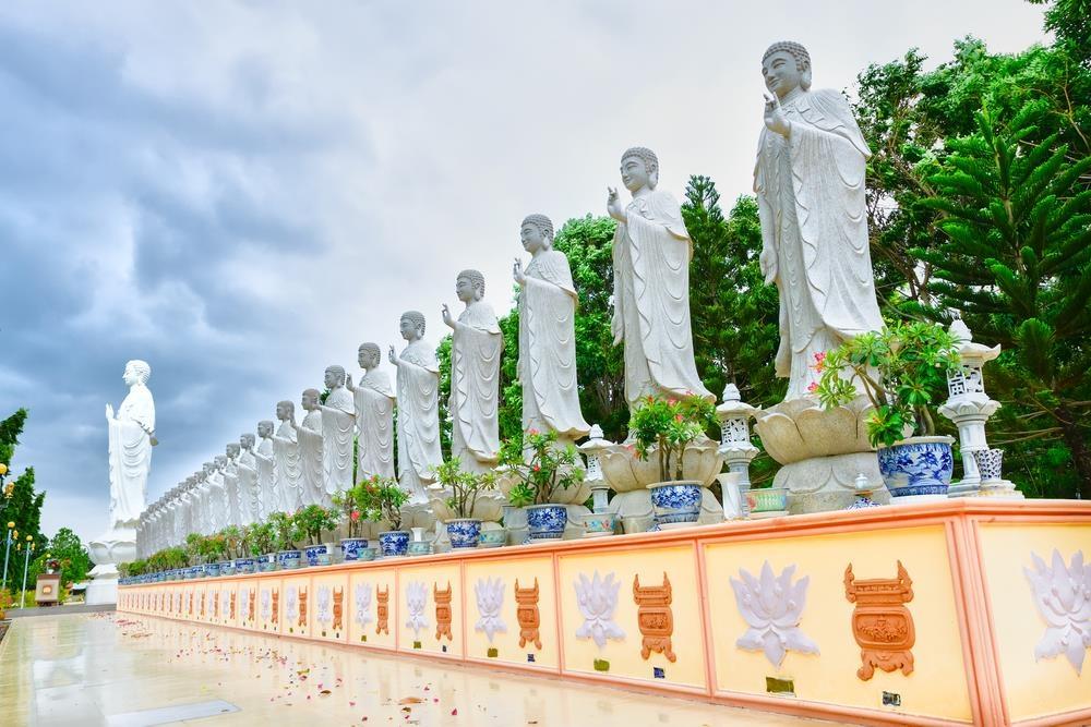 Top 12 Famous Pagodas in Vietnam