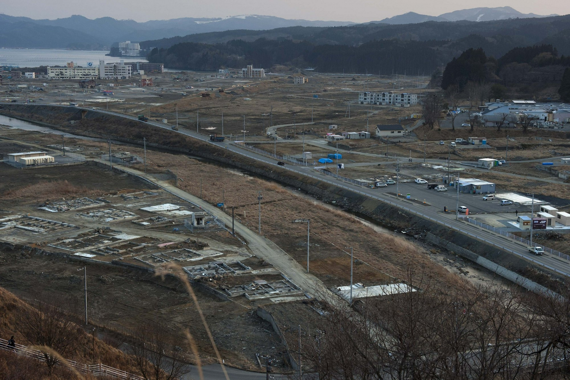 Japan a decade later after the tsunami