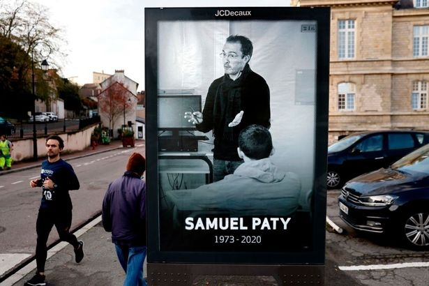 Samuel Paty: French schoolgirl admits making up story leading to the beheading of teacher