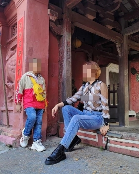 hoi an requires tourists not to wear scanty clothes at relic sites