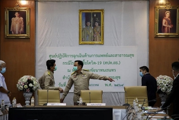 thailand begins vaccine trials on human in march