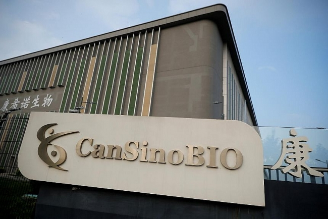 China approves inhaled CanSino vaccine for clinical trials