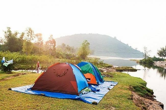 4 ideal campsites in Da Nang city for a getaway weekend