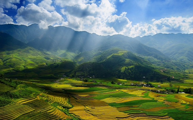 Mu Cang Chai (Yen Bai Province) strives to become a tourist district