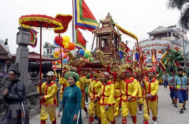 Vietnamese locality's effort to promote culinary and culutural values internationally