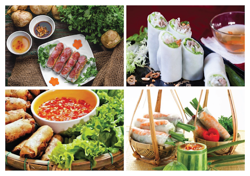 'Map of Vietnam's Culinary Tourism' to