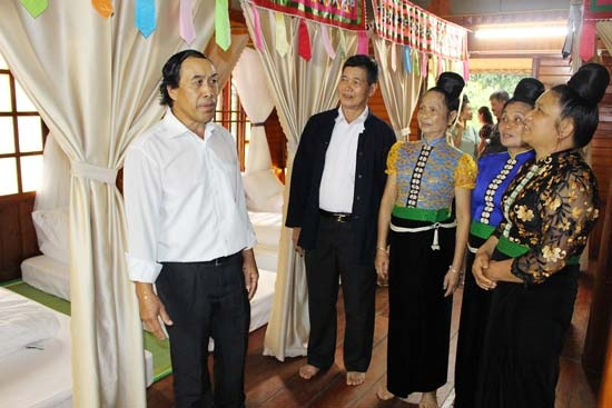 Vietnam's province develops community-based tourism