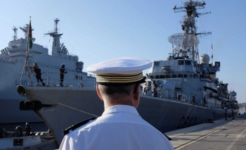US, Japan, France, India and Australia begin joint naval exercises, sending message to China