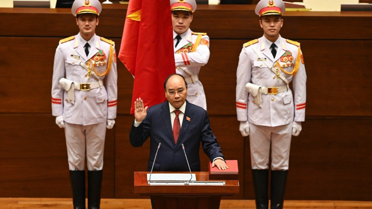 Foreign media report on Vietnam's new leadership