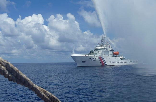 Recent developments in the South China Sea dispute