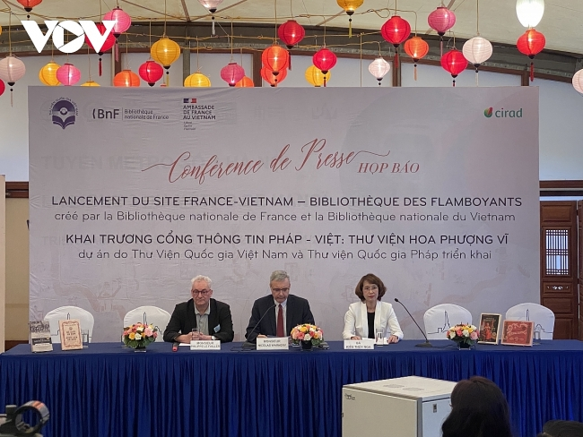 Vietnam and France