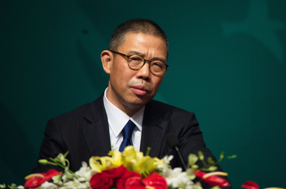 who is zhong shanshan the lone wolf named asians richest