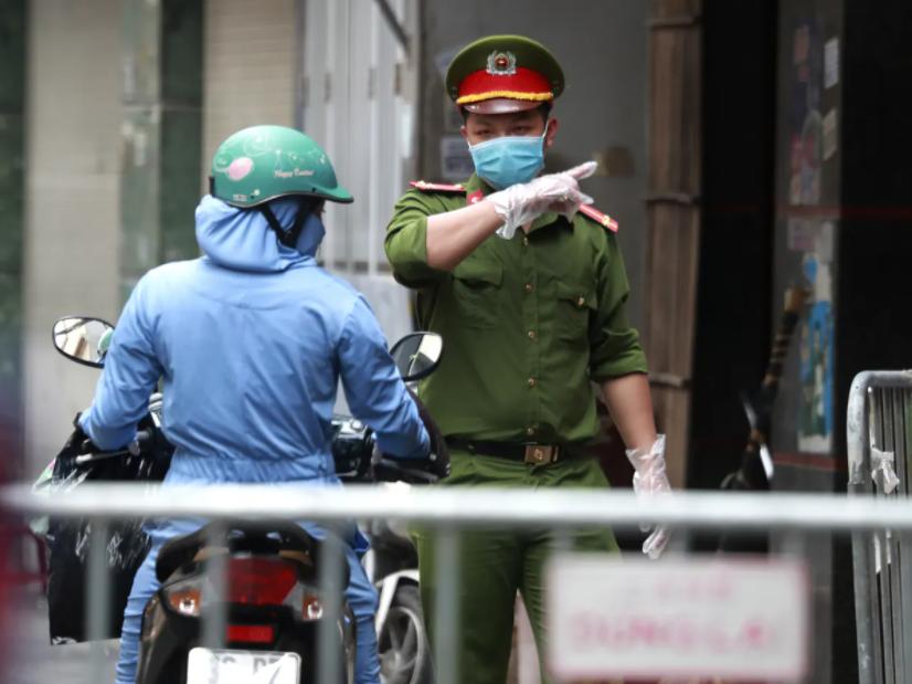 vietnam covid jan 3 updates on 1st case of covid new strain