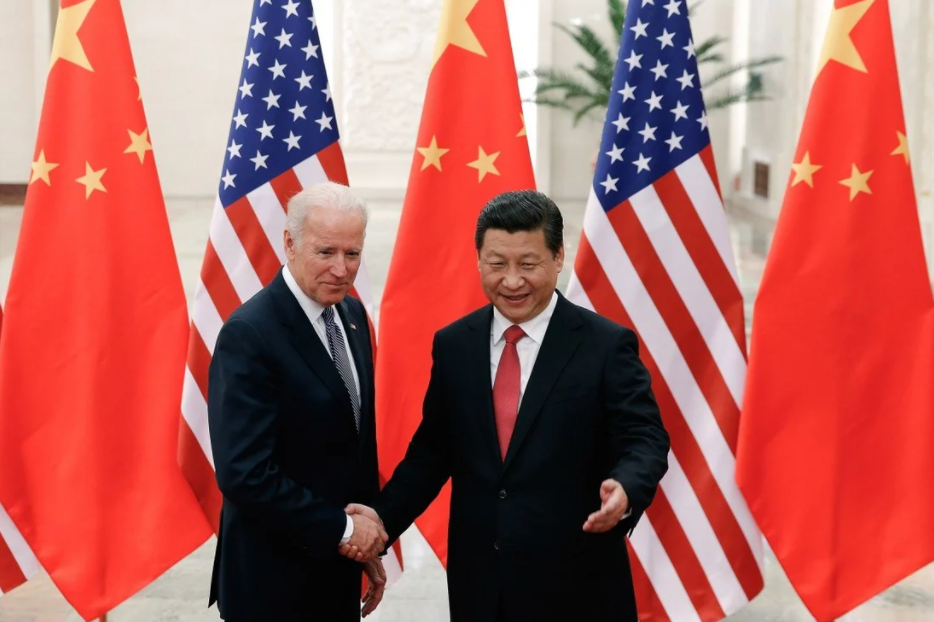 china us relations come to a new crossroads as window of hope is opening says beijing