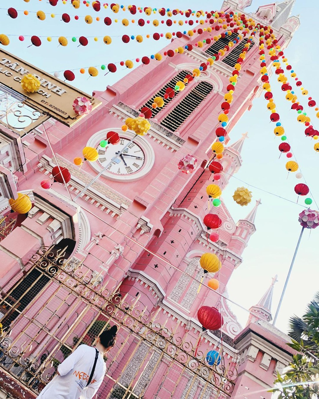 hundred year old churches loved as stunning check in sites in hcmc