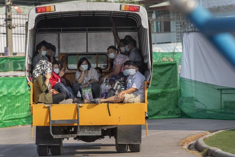 world covid 19 latest jan 6 china announces high danger zones thailand limits travel