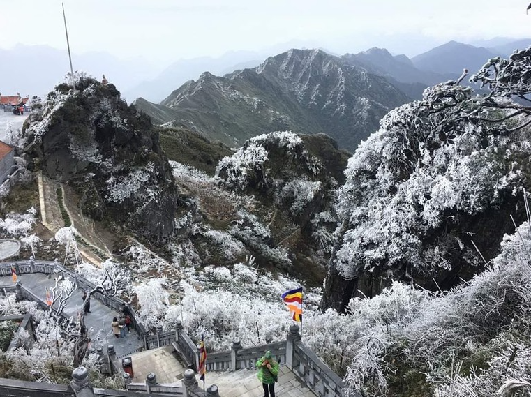 upcoming cold could spell vietnam northwest snow in the next few days
