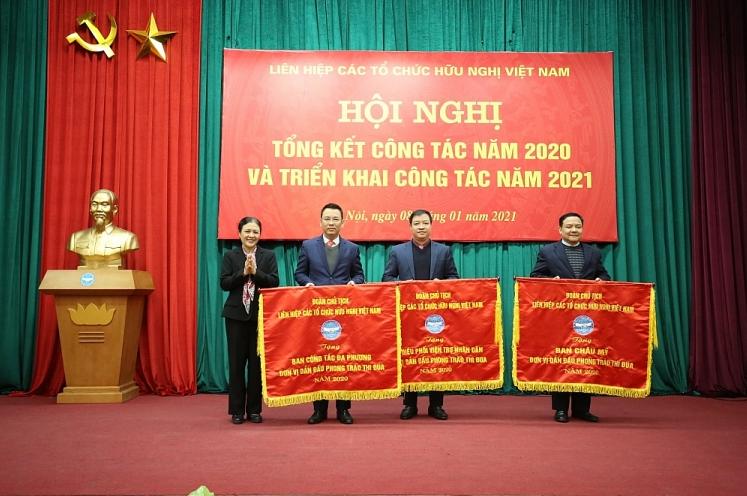 vufo summaries its 10 successful achievements in 2020