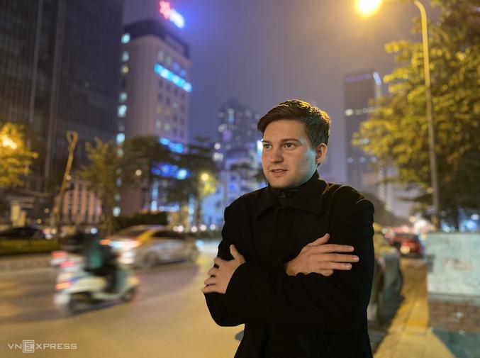 western expat got shock for underrating hanoi